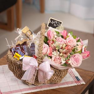 마이초코(꽃+초콜렛)
