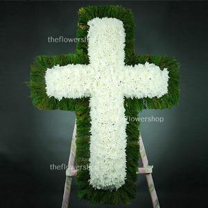 십자가형 장식 (160cm내외)